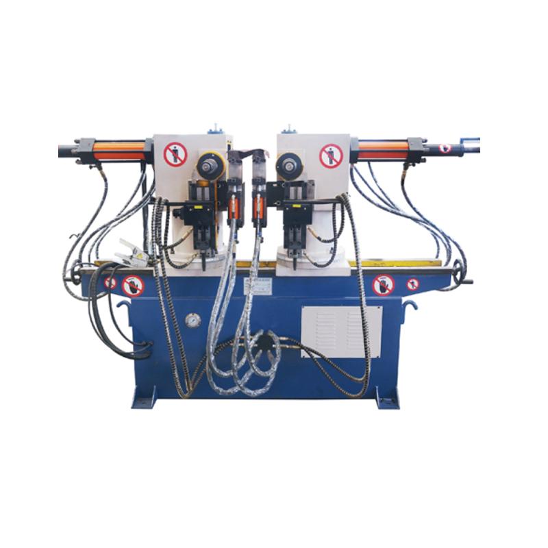 ASW-38-90°系列双头液压弯管机