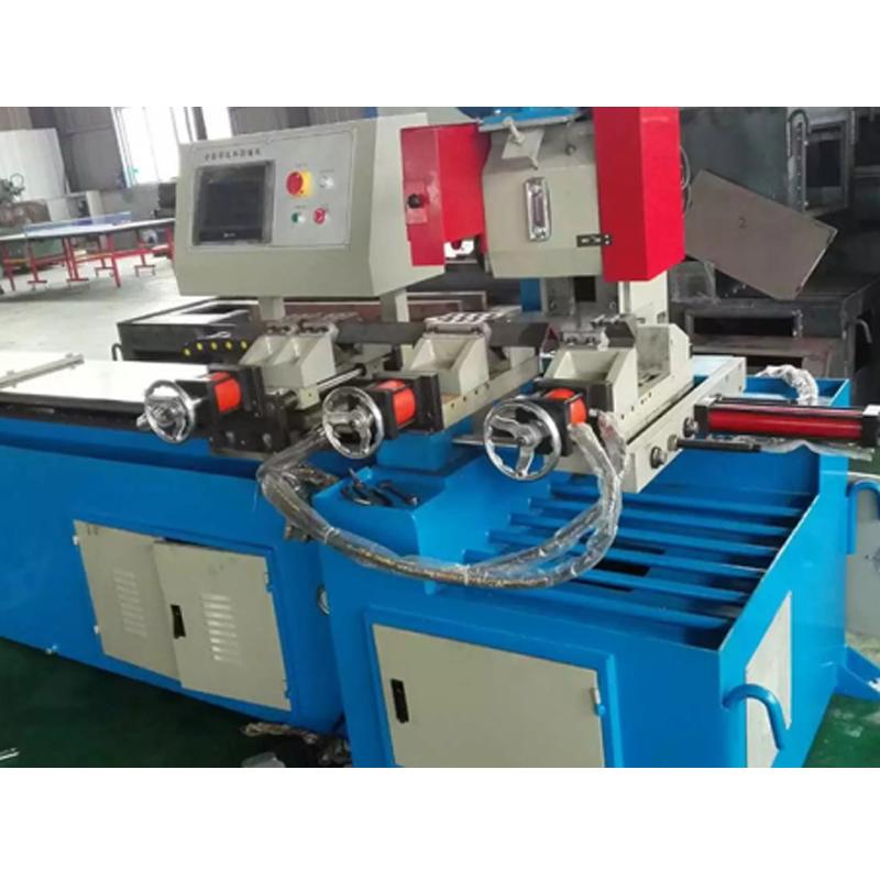 MC-425CNC Servo Feeding Auto Pipe Cutting Machine