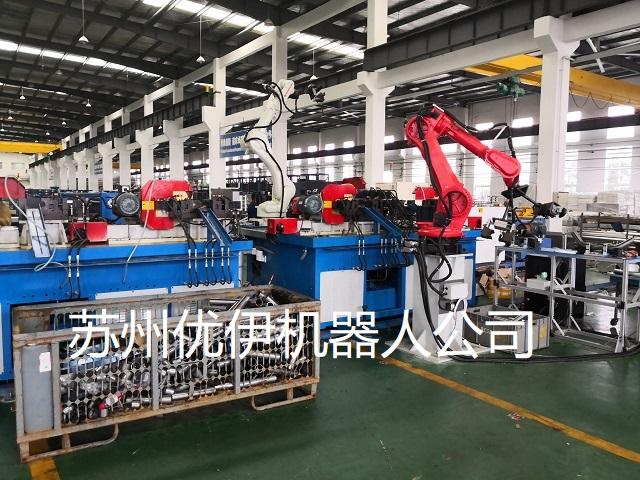 新的弯管机自动化项目在上海实施