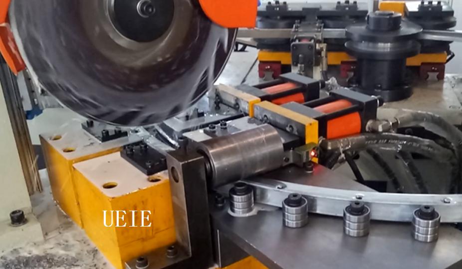 全自动切管机加工工艺及适用性