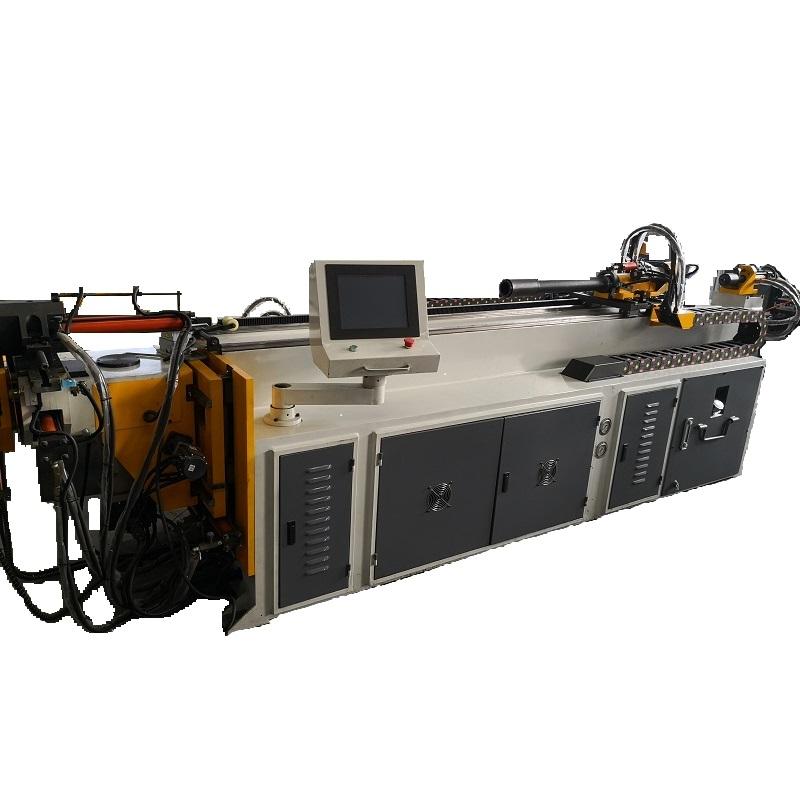 UE-DW50CNC-5A-3S 全自动弯管机