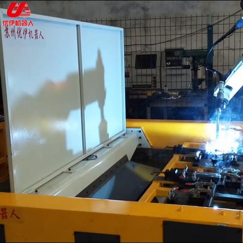 学校课桌椅机器人自动焊接工作站B