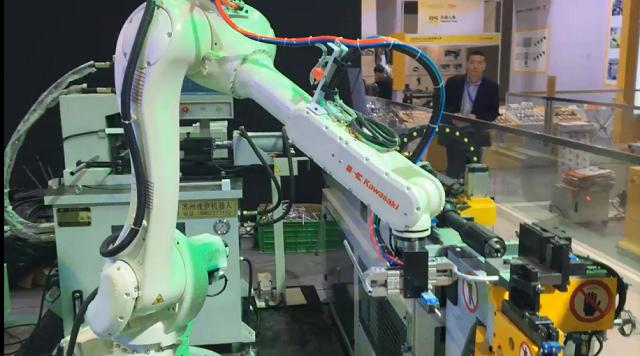 自动化生产线是未来管材加工的市场定位
