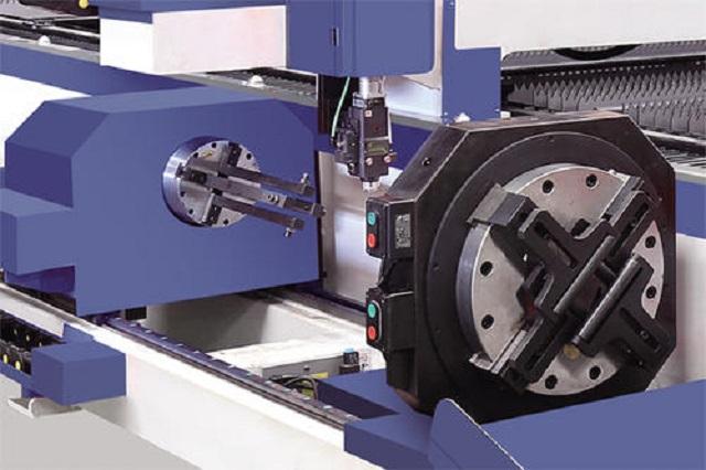 自动激光切管机和自动上料机的分类及原理