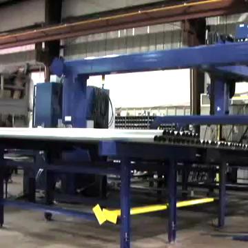 国外一种搬运圆形管件的好方式视频