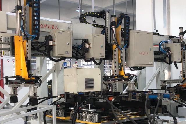 管材加工领域的未来发展方向是自动化