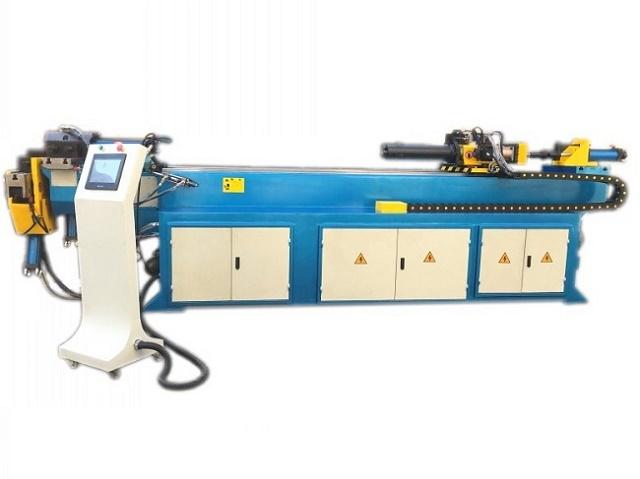 数控弯管机的智能化生产可提高管道加工机械行业的质量