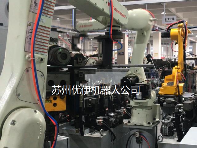 川崎工业机器人在管材加工领域自动化集成项目推广方案