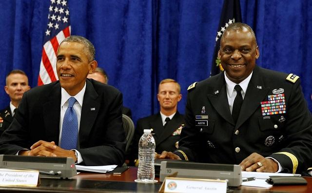 拜登敲定防长人选系首位黑人战区司令