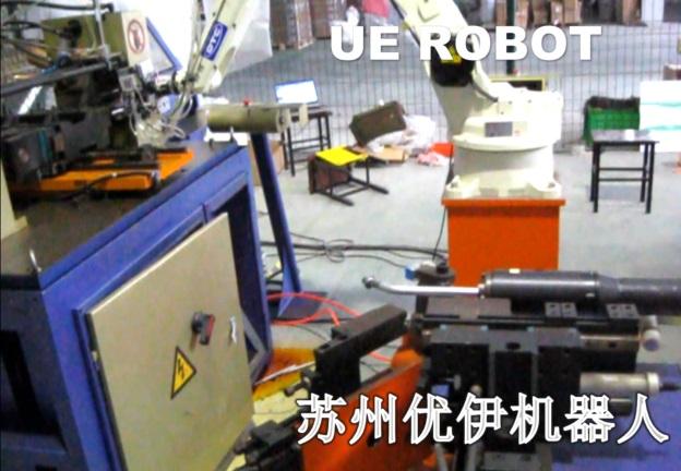张家港弯管机自动化生产案例