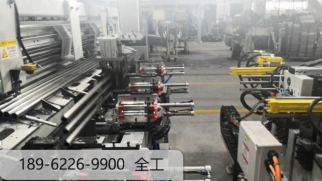U形管三管并做自动弯管冲孔生产线